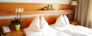 Zimmer, Übernachtung, Bed and Breakfast, B & B im SAVOY Hotel Frankfurt: Hotel direkt buchen -