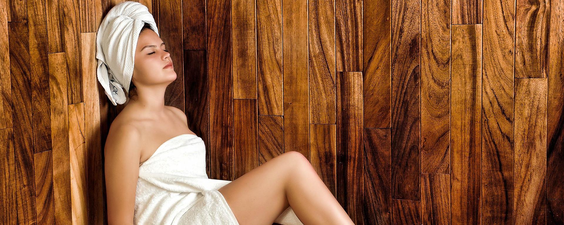 Rooftop-Sauna- & Wellness-Oase des SAVOY Hotel Frankfurt: Entspannung und Erholung nach einem anstrengenden Messe- oder Sightsseeing-Tag